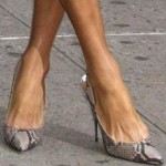 High  Heel Pointy Toe Shoes can Cause Bunions